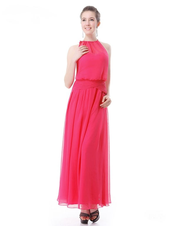 Длинное платье с рукавом своими руками